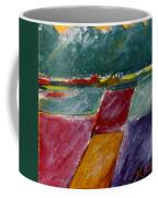 Valley Snow Coffee Mug