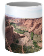 Canyon De Chelly Valley View   Coffee Mug