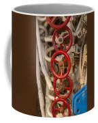 Valves Valves And More Valves Coffee Mug