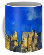 Van Gogh Meets Manhattan Coffee Mug