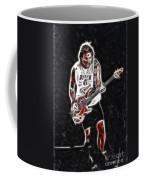 Van Halen-93-mike-gc23-fractal Coffee Mug