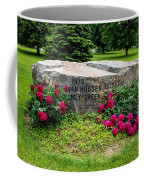 Van Hoosen Jones Stoney Creek Entrance Stone Coffee Mug