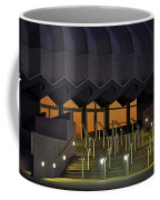 Van Wezel Performimg Arts Hall Stage Door Sarasota Fl Usa Coffee Mug