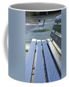 Vancouver Frosty Morning Coffee Mug by Marilyn Wilson