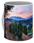 Vancouver Island Evening Coffee Mug