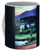 Vancouver Island Portrait Coffee Mug