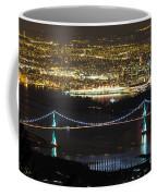 Vancouver Nightlights Coffee Mug