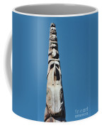 Vancouver Totem By Jrr Coffee Mug
