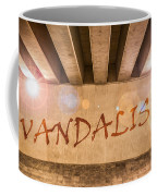 Vandalism Coffee Mug
