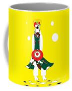 Vanguard Girl 2 Coffee Mug