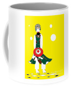 Vanguard Girl Coffee Mug