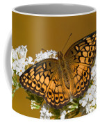 Variegated Fritillary Coffee Mug