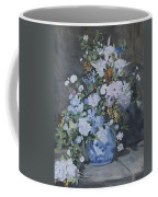 Vase Of Flowers - Reproduction Coffee Mug