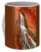Vaseys Paradise Coffee Mug by Inge Johnsson
