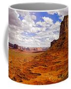 Vast Desert - Monument Valley - Arizona Coffee Mug