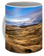 Vast View Of The Rolling Hills Coffee Mug by Robert Bales