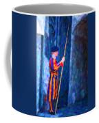 Vatican Swiss Guard Coffee Mug