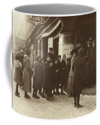 Vaudeville Audience, 1912 Coffee Mug