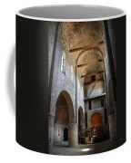 Vaulted Roof St Philibert - Tournus Coffee Mug