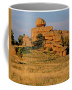 Vedauwoo Rocks Sunset Wyoming Coffee Mug