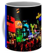Vegas Lights Coffee Mug