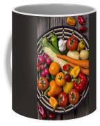 Vegetable Basket    Coffee Mug