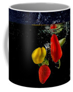 Vegetable Soup For The Soul Coffee Mug by Rene Triay Photography