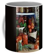Vegetables For Pickling Coffee Mug