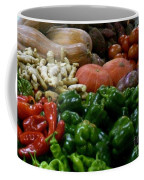 Vegetables In Chinese Market Coffee Mug