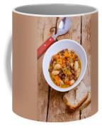Vegetarian Chili With Pesto Coffee Mug