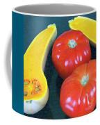 Veggies And Colors Coffee Mug