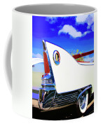 Vehicle Launch Palm Springs Coffee Mug