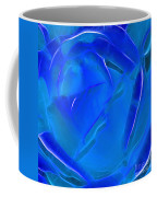 Veil Of Blue Coffee Mug