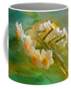 Veil On  Narcissus Coffee Mug