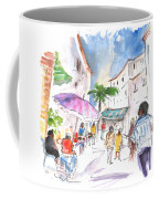 Velez Rubio Market 01 Coffee Mug