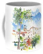 Velez Rubio Townscape 01 Coffee Mug