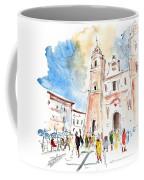Velez Rubio Townscape 02 Coffee Mug