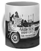 Velie Six Radio Car Coffee Mug