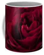Velvet Rose Mirrored Edge Coffee Mug