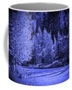 Velvet Winter - Vail - Colorado Coffee Mug