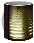 Venetian Blinds Coffee Mug by Les Cunliffe