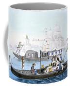 Venetian Gondola, From Vedute Dei Coffee Mug