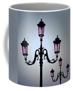 Venetian Lamps Coffee Mug by Dave Bowman