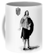 Venetian Man, 18th Century Coffee Mug