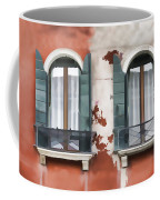Venetian Window Coffee Mug