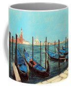Venice Coffee Mug by Anastasiya Malakhova