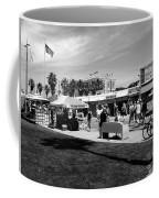 Venice Beach Street Venders Coffee Mug