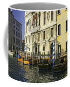 Venice Boats Coffee Mug