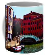 Venice Bow Bridge Coffee Mug