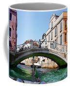 Venice Bridge Coffee Mug